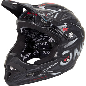 ONeal Fury RL Helmet SYNTHY black